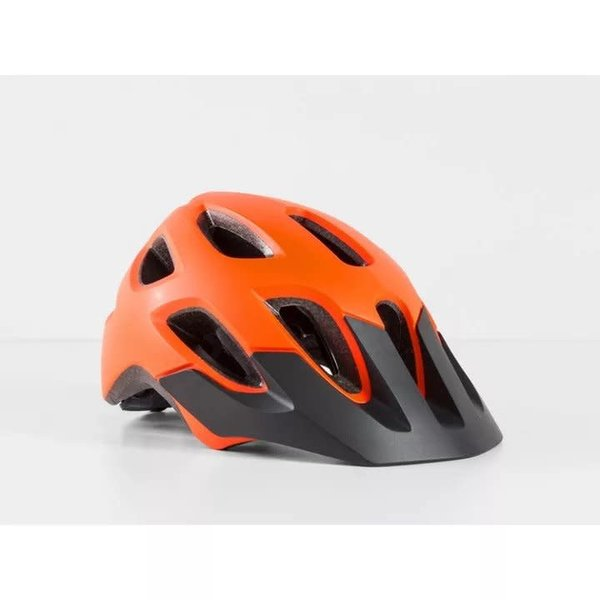 Bontrager Bontrager Tyro Youth Bike Helmet Matte Radioactive Orange