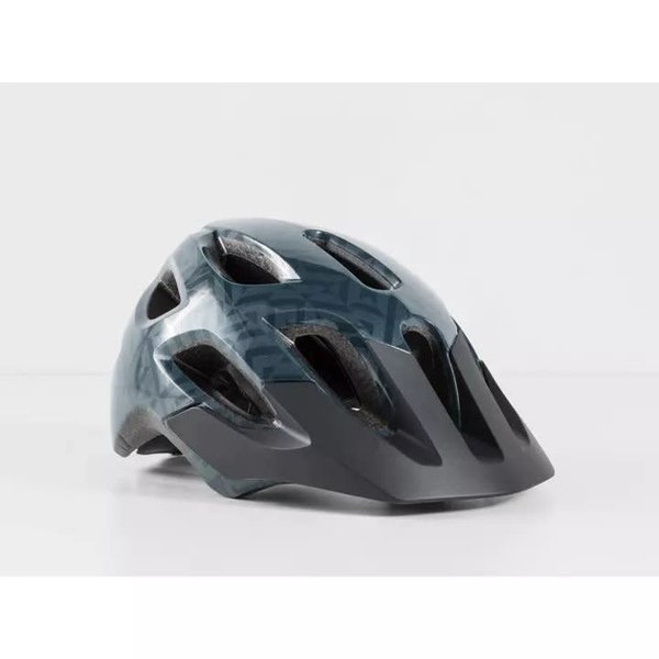 Bontrager Bontrager Tyro Youth Bike Helmet Metallic Battleship Blue (50-55cm)