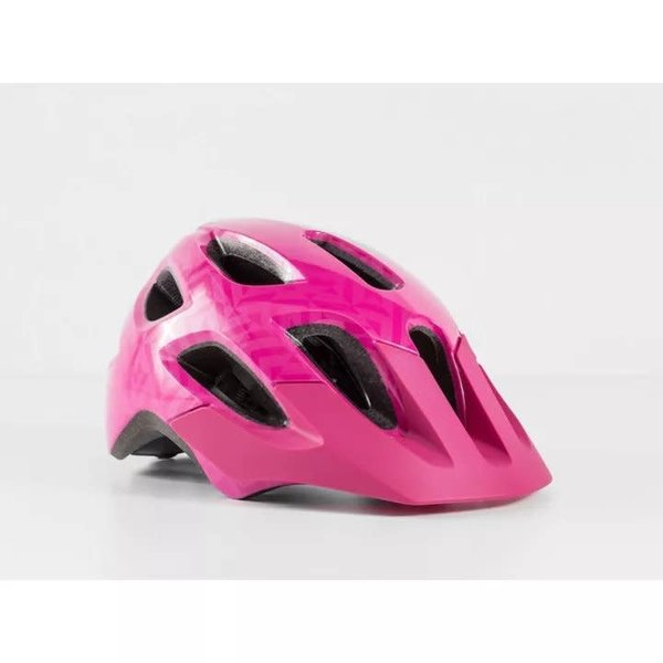 Bontrager Bontrager Tyro Youth Bike Helmet Metallic Flamingo Pink (50-55cm)