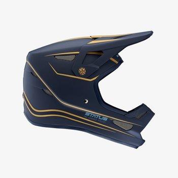 100% 100% Status Helmet LTD Navy