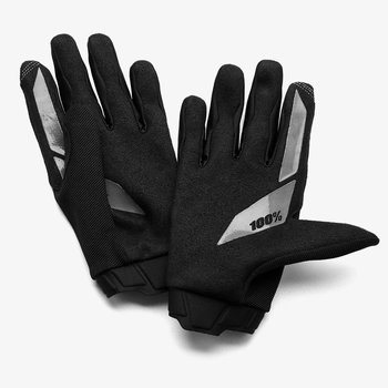 100% 100% RIDECAMP Gloves Black
