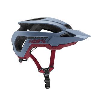100% 100% ALTEC Helmet Slate Blue