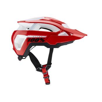 100% 100% ALTEC Helmet Red