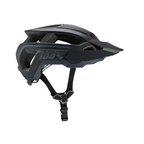 100% 100% ALTEC Helmet Black