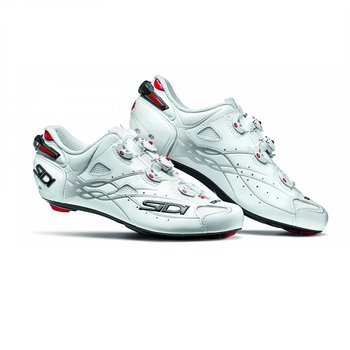 Sidi Sidi Shot Road Shoes White/White