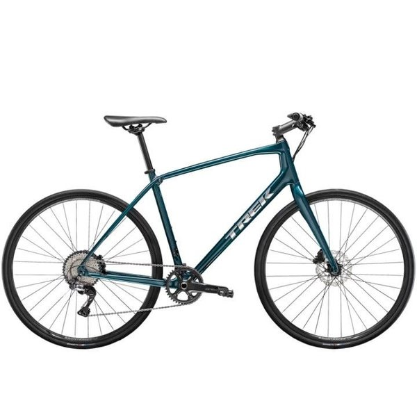 Trek Trek FX Sport Carbon 4 (2021) Dark Aquatic/Carbon Smoke