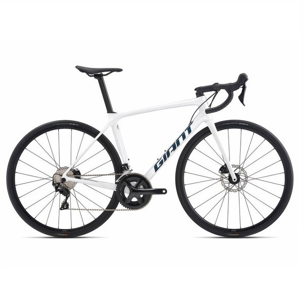 Giant Giant TCR Advanced 2 Disc (2021) White