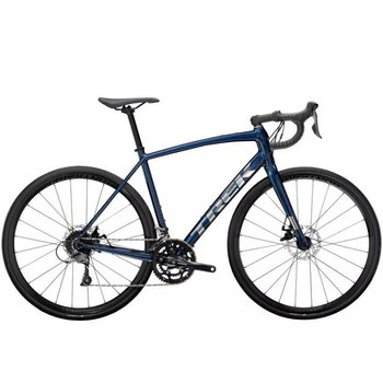 Trek Trek Domane AL 2 Disc (2021) Gloss Mulsanne Blue/Matte Trek Black