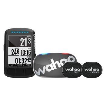 Wahoo Wahoo ELEMNT BOLT GPS Bike Computer - Stealth LTD Edition - BUNDLE