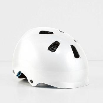 Bontrager Bontrager Jet WaveCel Youth Bike Helmet White/Azure (50-55 cm)