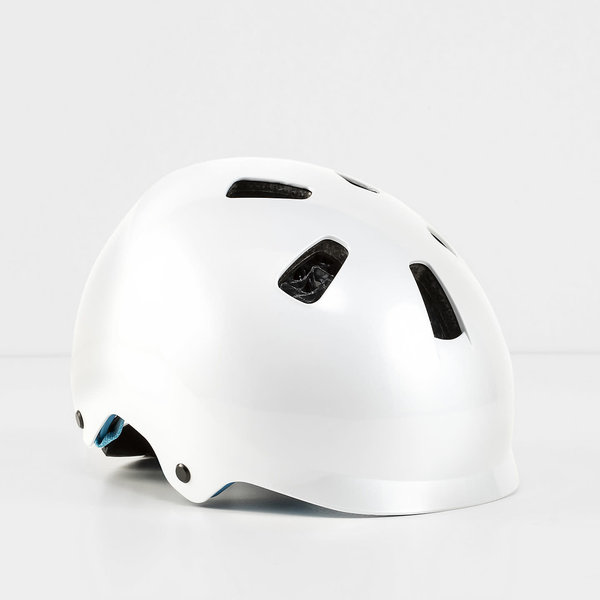 Bontrager Bontrager Jet WaveCel Youth Bike Helmet White/Azure (50-55 cm)