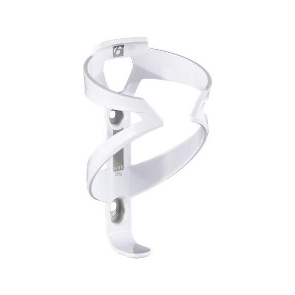 Bontrager Bontrager Water Bottle Cage Elite Gloss White