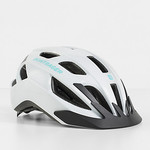 Bontrager Bontrager Solstice Helmet White/Miami Green Medium/Large (55-61 cm)