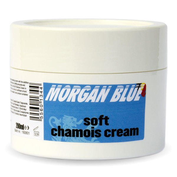 Morgan Blue Morgan Blue Soft Chamois Cream 200ml