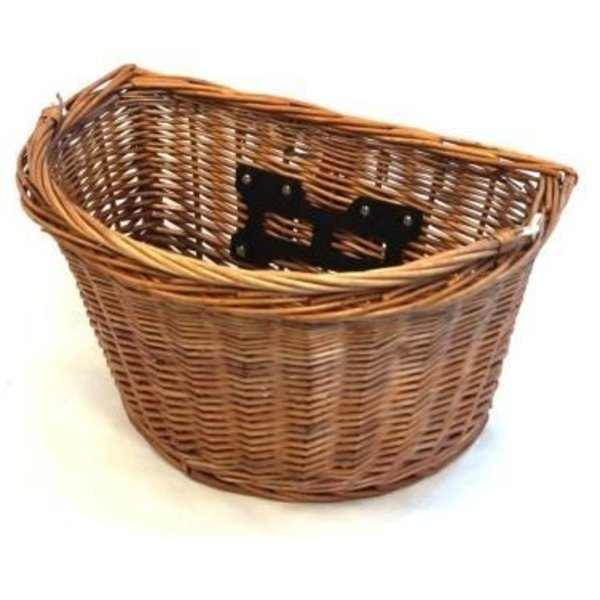 Bicycle Parts Wholesale Wicker Basket Front Q/R