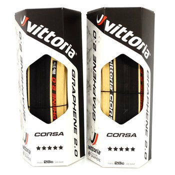 Vittoria Tyre Corsa Fold Para Sidewall G2 700x28C