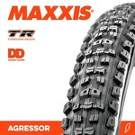 Maxxis Maxxis Tyre Aggressor TR/DD Black 27.5 x 2.50WT