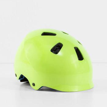 Bontrager Bontrager Jet WaveCel Youth Bike Helmet Vis Green/Royal (50-55 cm)