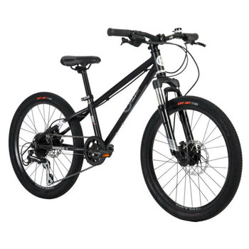 "ByK ByK 24"" E-540 MTBD (Mountain Bike - Disc Brake) Matte Black"
