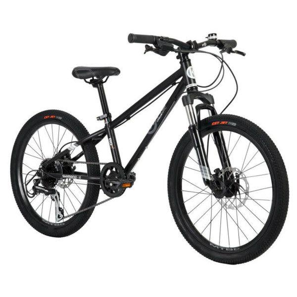 "ByK ByK 24"" E-540 MTBD (Mountain Bike - Disc Brake) Matte Black"