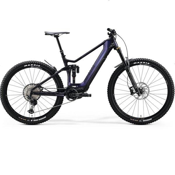 Merida eONE-SIXTY 8000 (2020) Glossy Purple Rainbow/Matt Black