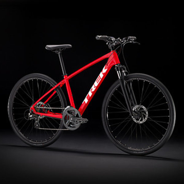 Trek Trek Dual Sport 1 (2021) Viper Red