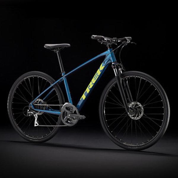 Trek Trek Dual Sport 2 (2021) Mulsanne Blue