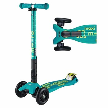 Micro Maxi Micro Deluxe Foldable Scooter Sea Green