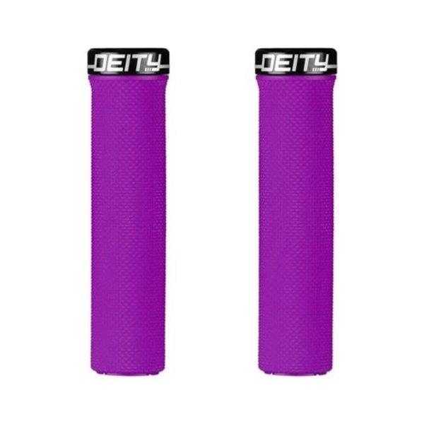 DEITY DEITY Grips Waypoint Lock-On Purple