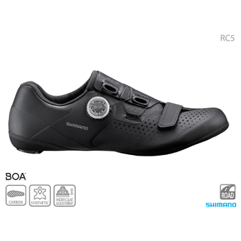 Shimano SHIMANO SH-RC500 ROAD SHOES BLACK