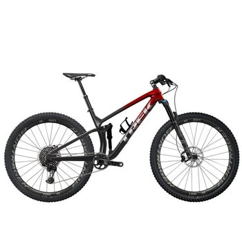 Trek Trek Fuel EX 8 GX (2021) Rage Red to Dnister Black Fade