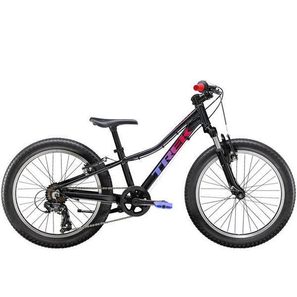 Trek Trek Precaliber 20 7-Speed Girl's (2021) Voodoo Trek Black