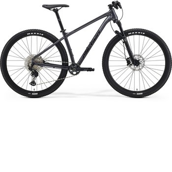 Merida BIG.NINE SLX-EDITION (2021) Anthracite (Black)