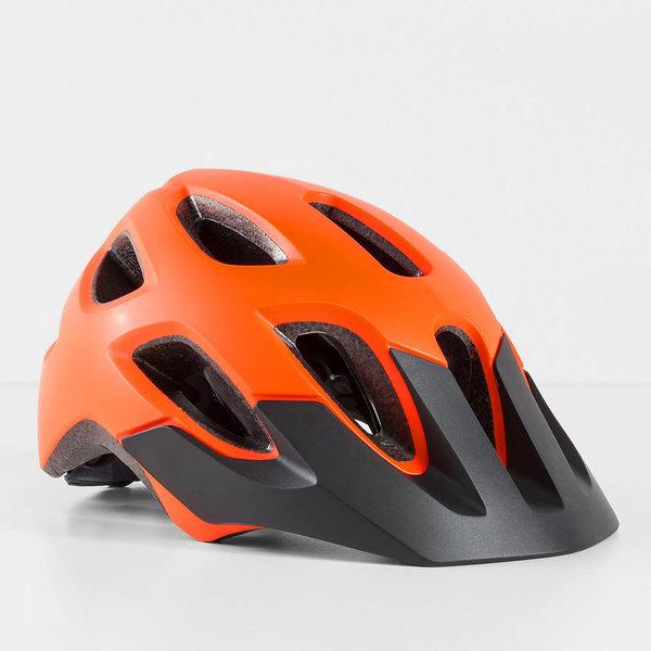 Bontrager Bontrager Tyro Kids Bike Helmet Radioactive Orange (48-52cm)