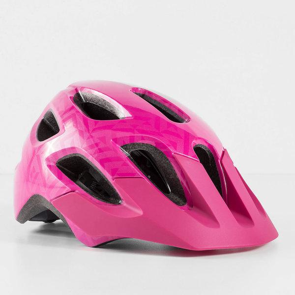Bontrager Bontrager Tyro Kids Bike Helmet Flamingo Pink (48-52cm)