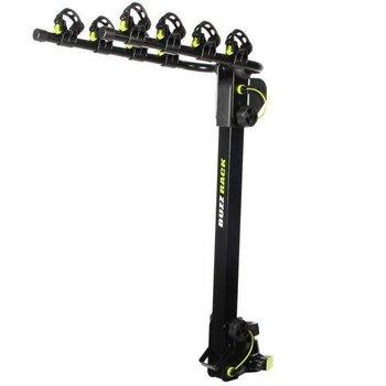 BuzzRack MOOSE 4 Bike Tow Ball Mount Rack