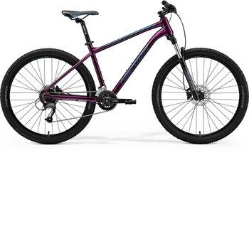 Merida BIG.SEVEN 60-2x (2021) Purple (Teal/Blue)