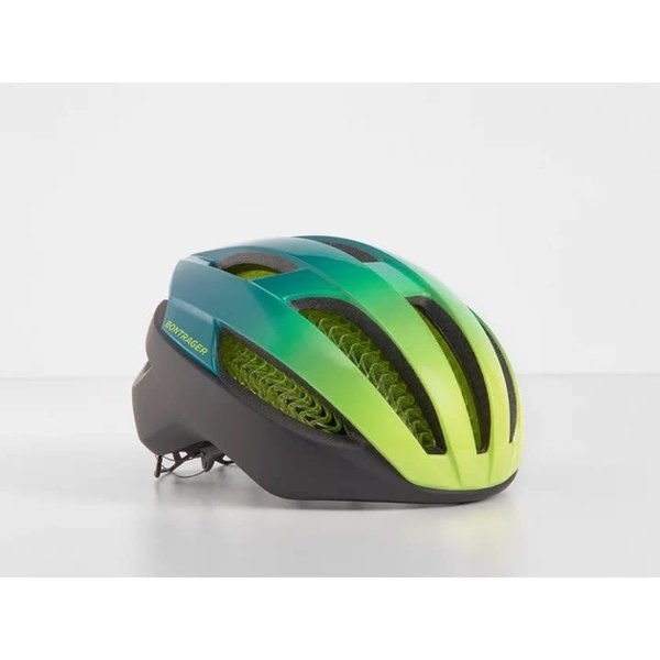 Bontrager Bontrager Specter WaveCel Road Helmet Gloss Radioactive Yellow/Teal