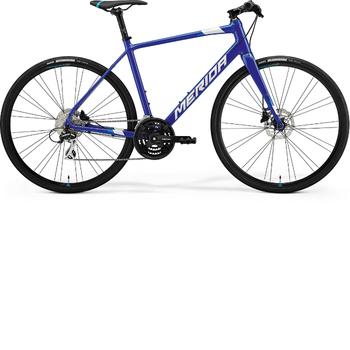Merida SPEEDER 100 (2021) Dark Blue (Blue/White)