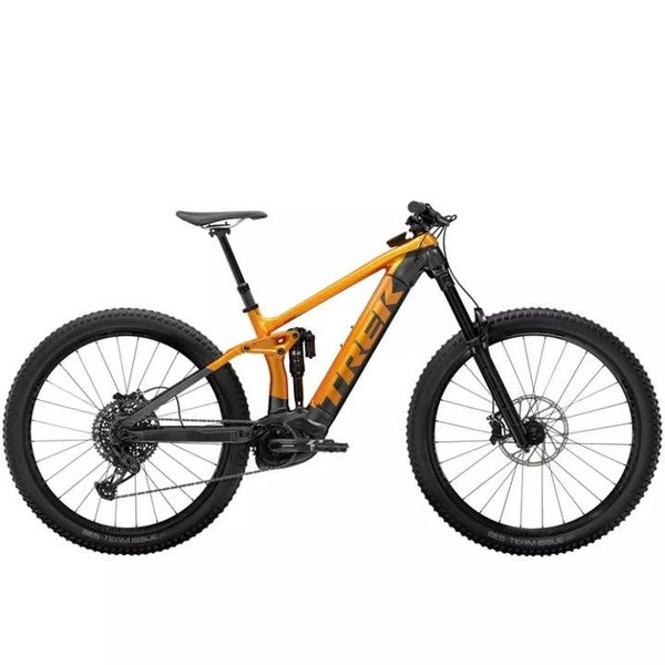 Trek Trek Rail 9 (2021) Factory Orange/Lithium Grey
