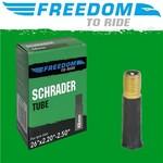 Freedom Tioga Tube 20 x 1.50-1.75 Schrader Valve