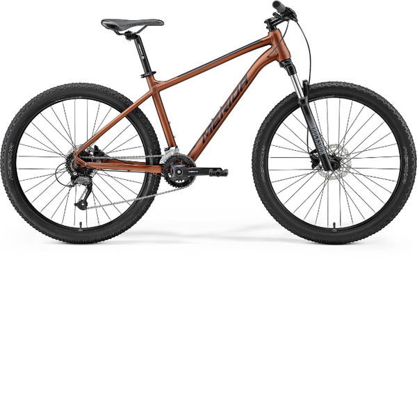 Merida BIG.SEVEN 60-2x (2021) Matt Bronze (Black)