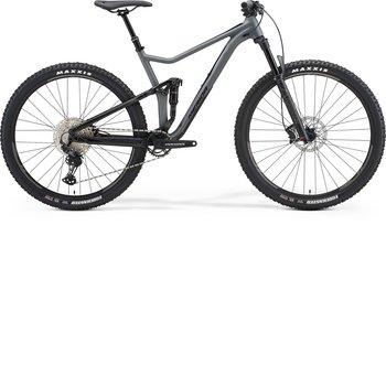 Merida ONE-TWENTY 600 (2021) Matt Grey/Glossy Black
