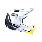 100% 100% TRAJECTA Helmet White/Navy
