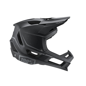 100% 100% TRAJECTA Helmet Black