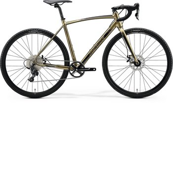 Merida MISSION CX 100 SE (2020) Glossy Pearl Sand (Black)