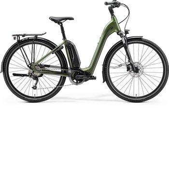 Merida eSPRESSO CITY 300 EQ 504 (2021) Silk Green (Grey)