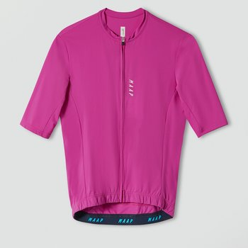 MAAP MAAP Women's Training Jersey Shock Pink