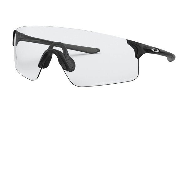 Oakley Oakley EVZero Blades Matte Black Clear To Black Iridium Photochromic