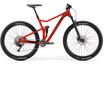 Merida ONE-TWENTY 700 (2021) Glossy Red (Matt Black)